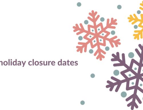 Christmas break dates