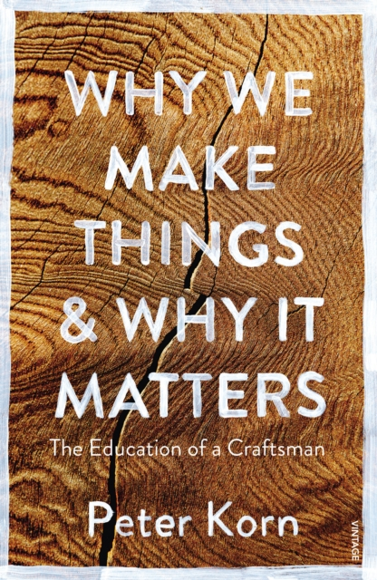 The Education of a Craftsman