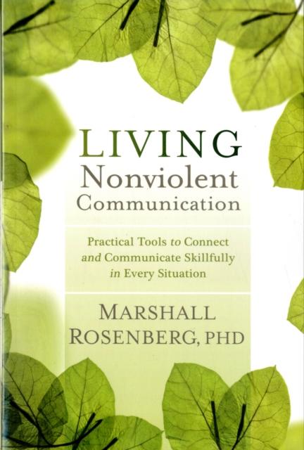 jacket for Living Nonviolent Communication