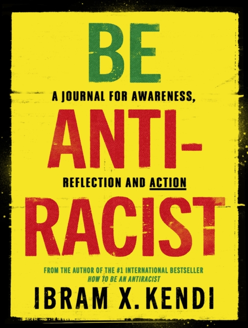 jacket for Be Antiracist Guided Journal