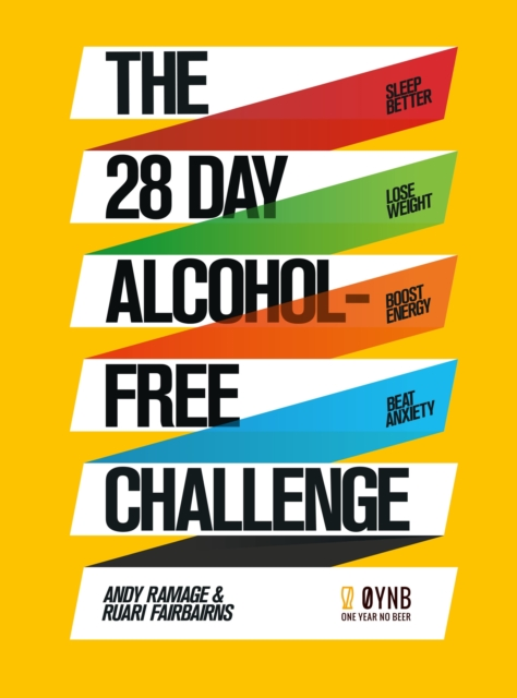 jacket for The 28 Day Alcohol-free Challenge