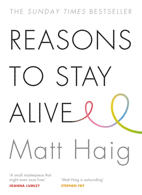 jacket for Reasons to Stay Alive